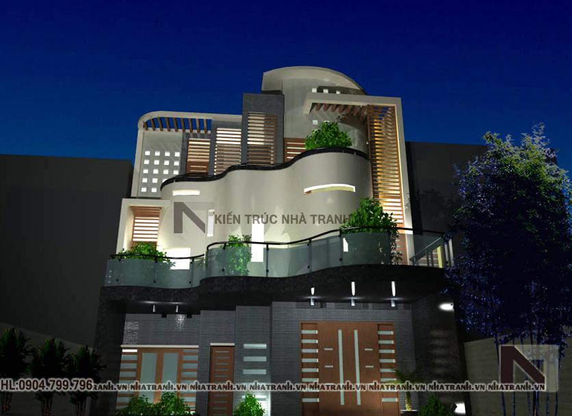 Thiết kế biệt thự hiện đại-pc03