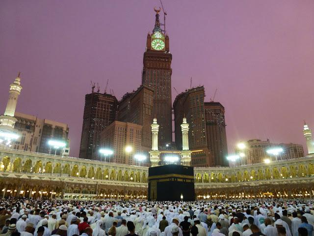 Tháp Abraj Al Bait