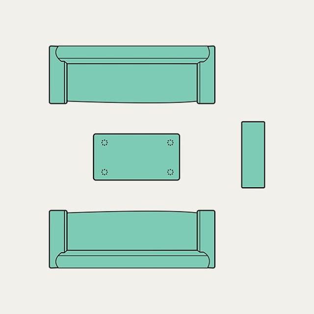 Cách bố trí bàn ghế phù hợp với phòng khách nhà bạn