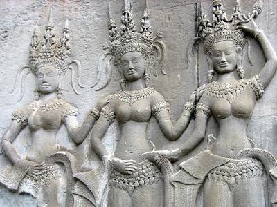 Kiến trúc xây dựng đền Angkor Wat