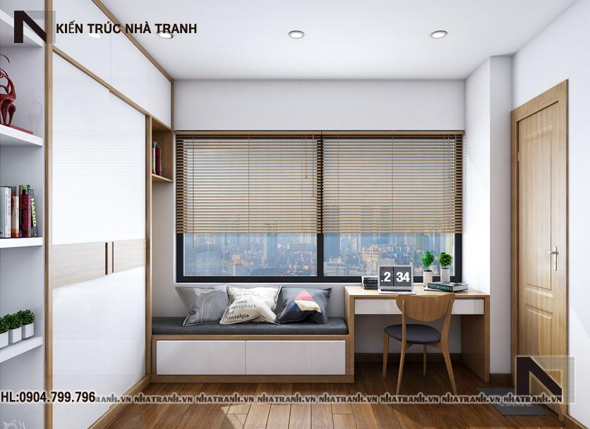 mẫu nhà phố 2 mặt tiền đẹp 4 tầng phong cách hiện đại