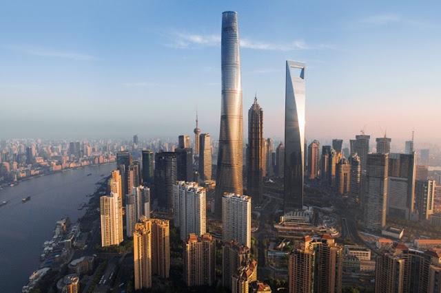 Tháp Thượng Hải - Trung Quốc