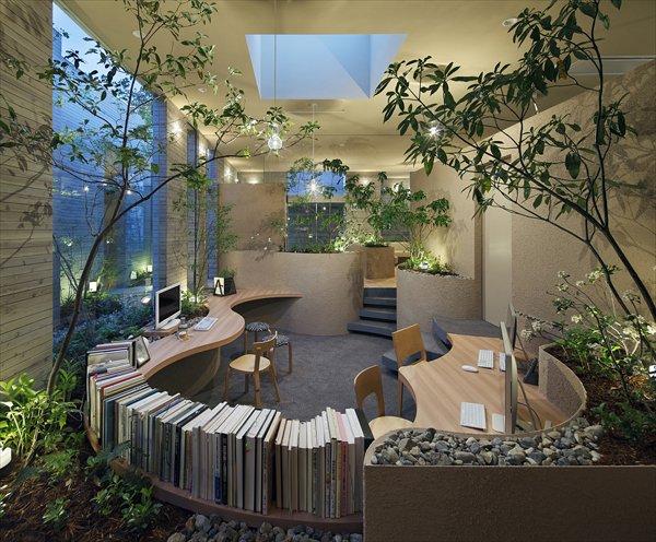 20 ý tưởng thiết kế văn phòng độc lạ (p2)