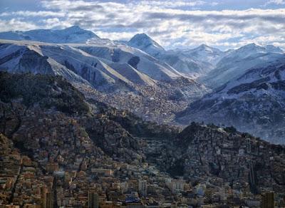 14 thị trấn nằm bên vách đá tuyệt vời nhất trên thế giới