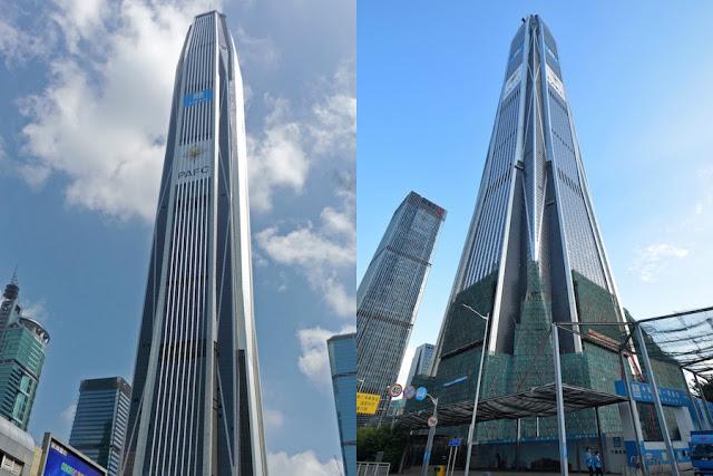 Trung tâm tài chính Ping An - Thâm Quyến Trung Quốc