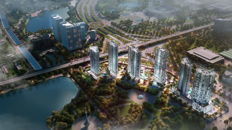 Tổng quan dự án Vinhomes D'capitale Trần Duy Hưng