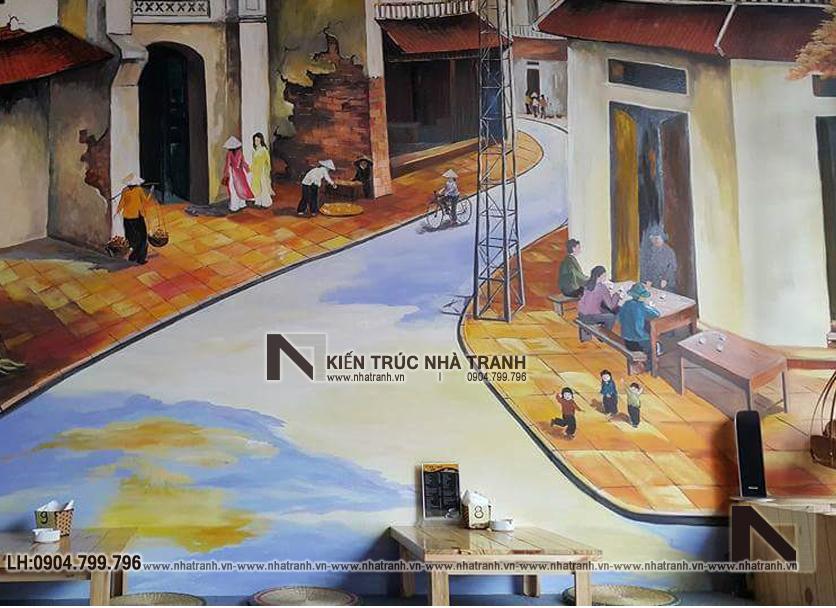 Ảnh: Hình ảnh thi công thực tế 08 không gian nội thất mẫu thiết kế nội thất quán cafe NT-NN0054