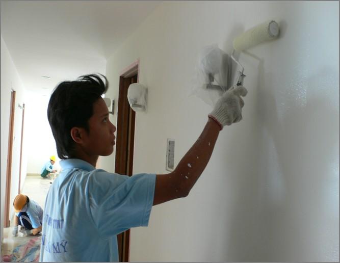 trình tự thi công một ngôi nhà