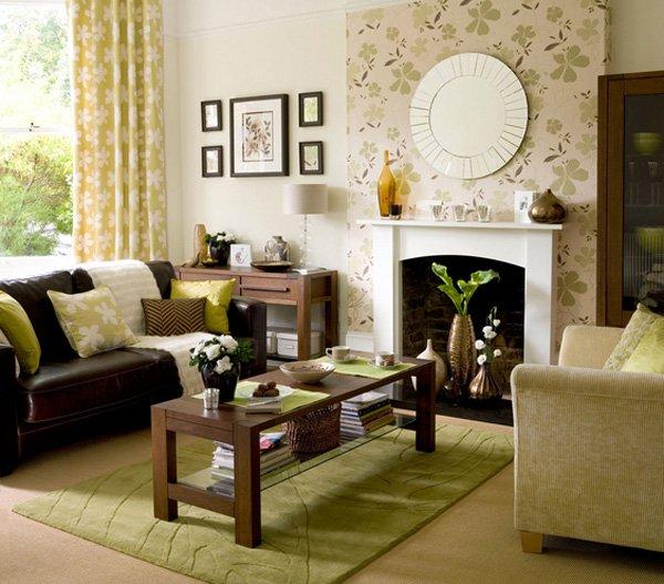 20 ý tưởng nội thất cho phòng khách nhỏ hẹp 12