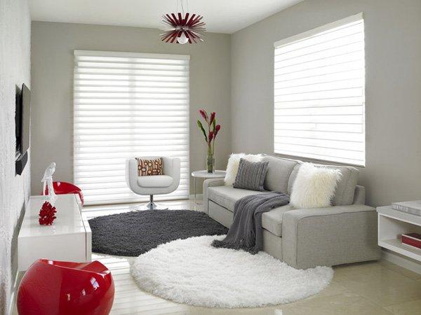 20 ý tưởng nội thất cho phòng khách nhỏ hẹp 17
