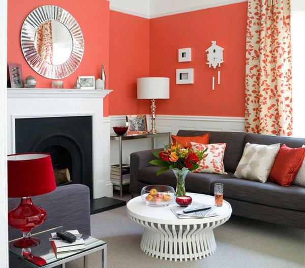 20 ý tưởng nội thất cho phòng khách nhỏ hẹp 19