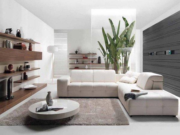 20 ý tưởng nội thất cho phòng khách nhỏ hẹp 16
