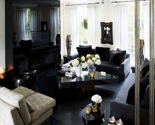 20 ý tưởng nội thất cho phòng khách nhỏ hẹp 20