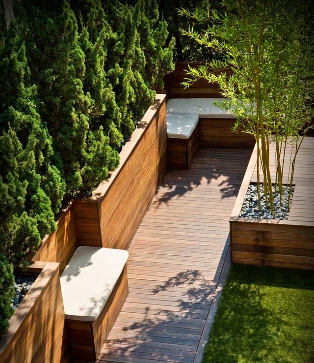 Ảnh: Ý tưởng thiết kế nhà gần gũi thiên nhiên 1