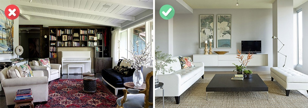 12 ý tưởng thiết kế mở rộng không gian nhà nhỏ hẹp 8