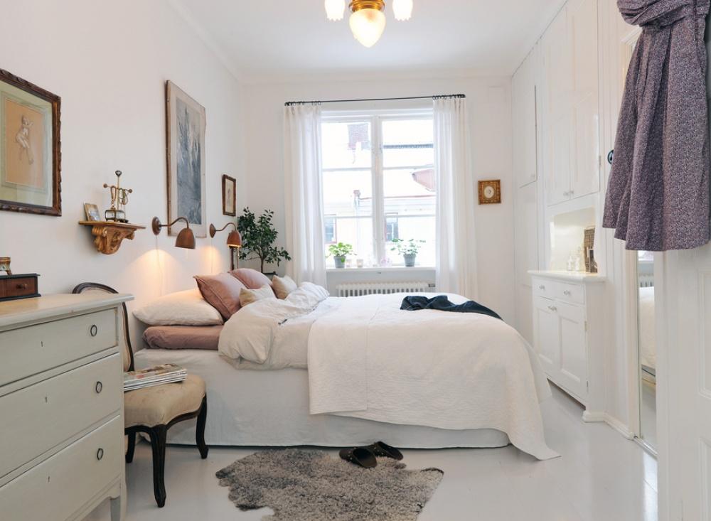 Ảnh: Giải pháp thiết kế nội thất cho phòng ngủ diện tích nhỏ 1