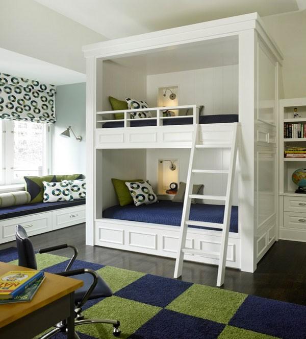 Ảnh: Giải pháp thiết kế nội thất cho phòng ngủ diện tích nhỏ 12