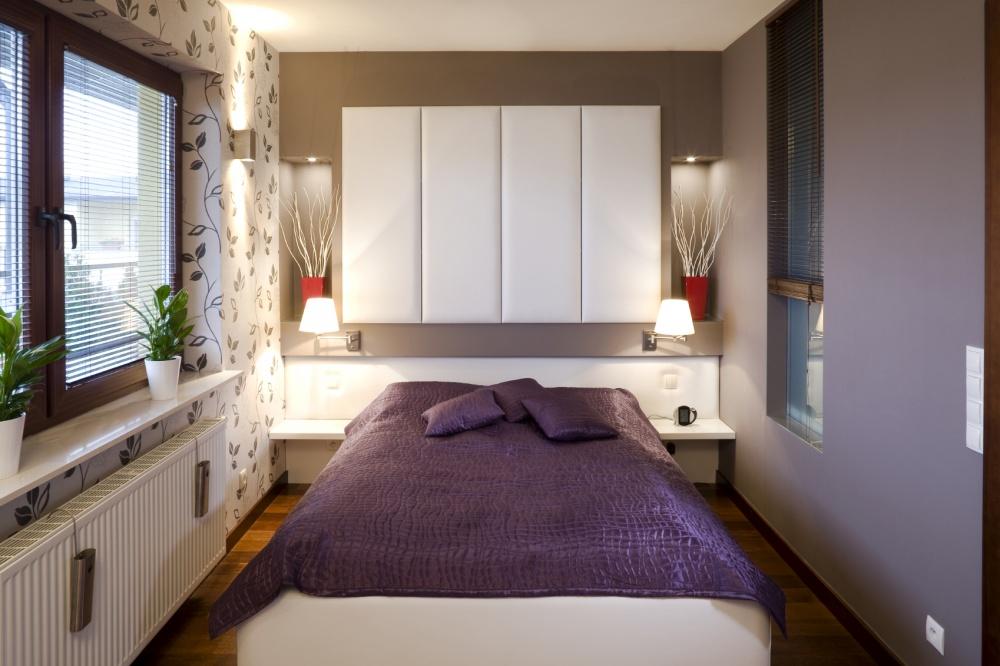 Ảnh: Giải pháp thiết kế nội thất cho phòng ngủ diện tích nhỏ 4