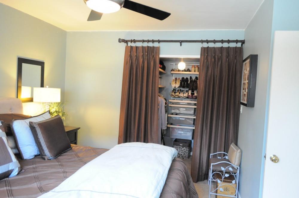 Ảnh: Giải pháp thiết kế nội thất cho phòng ngủ diện tích nhỏ 6