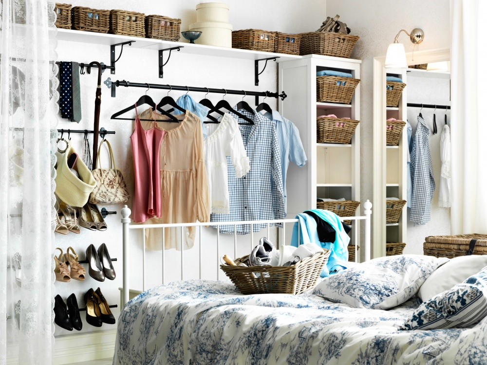 Ảnh: Giải pháp thiết kế nội thất cho phòng ngủ diện tích nhỏ 7