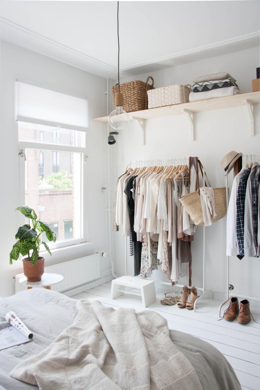 Ảnh: Giải pháp thiết kế nội thất cho phòng ngủ diện tích nhỏ 8